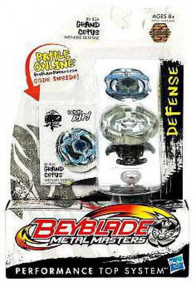 Beyblade Metal Masters Grand Cetus Single Pack BB-82A [Damaged Package]