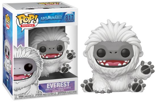Funko Abominable Series 1 POP! Movies Everest Vinyl Figure