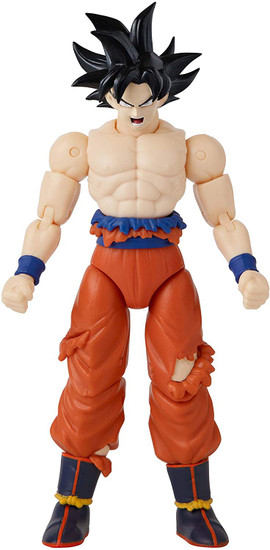 Dragon Ball Super Dragon Stars Series 15 Instinct Goku Action Figure