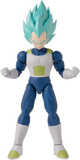 Dragon Ball Super Dragon Stars Series 16 Super Siayan Blue Vegeta V2 Action Figure