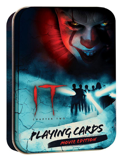 IT Chapter Two Playing Card Set