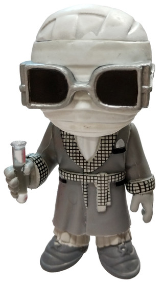 Funko Universal Monsters The Invisible Man Exclusive 1/24 Mystery Minifigure [Black & White Loose]