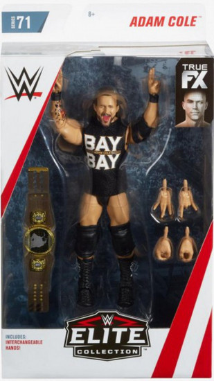 WWE Wrestling Elite Collection Series 71 Adam Cole Action Figure
