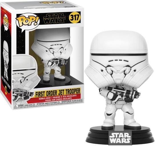Funko The Rise of Skywalker POP! Star Wars First Order Jet Trooper Vinyl Figure