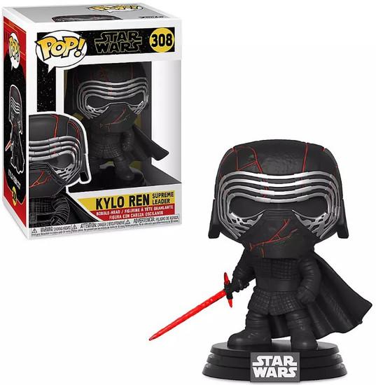 Funko The Rise of Skywalker POP! Star Wars Kylo Ren Vinyl Figure #308