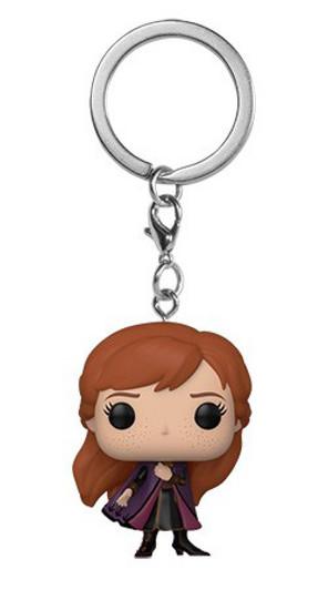 Funko Disney Frozen 2 Pocket POP! Anna Keychain