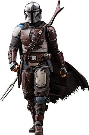 Star Wars The Mandalorian Collectible Figure TMS007
