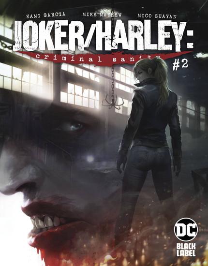 DC Black Label Joker & Harley Criminal Sanity #2 of 9 Comic Book
