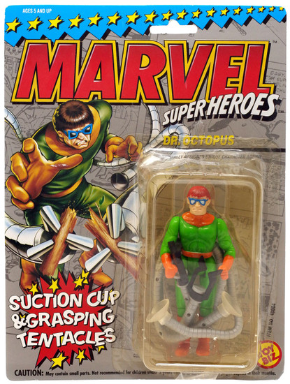 Marvel Super Heroes Dr. Octopus Action Figure