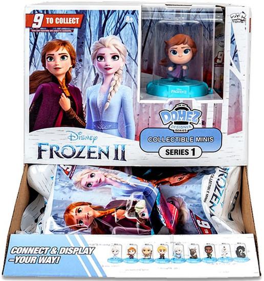 Domez Disney Frozen 2 Mystery Box [18 Packs] (Pre-Order ships July)