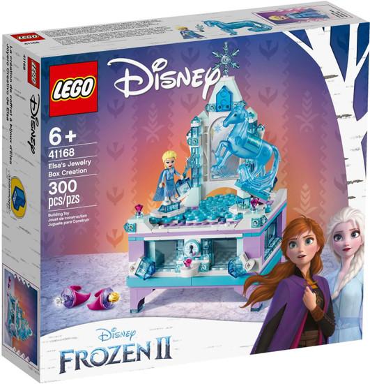 LEGO Disney Princess Disney Frozen 2 Elsa's Jewelry Box Creation Set #41168