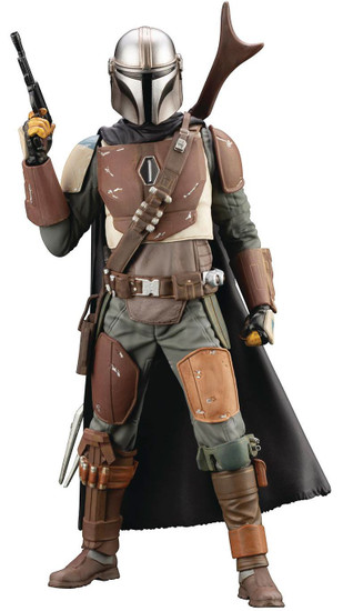 Star Wars ArtFX+ The Mandalorian Statue