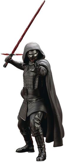 Star Wars The Rise of Skywalker ArtFX+ Kylo Ren Multi-Pose Statue