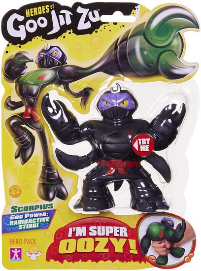 Heroes of Goo Jit Zu Scorpius Action Figure [Scorpion]