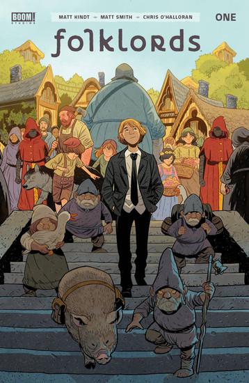 Boom Studios Folklords #1 of 5 Comic Book