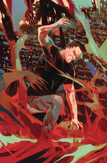 Boom Studios Angel #7 Comic Book [Jakub Rebelka Connecting Variant Cover]