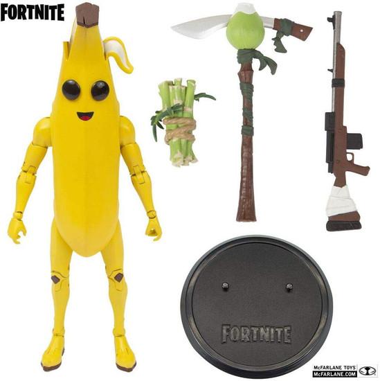 McFarlane Toys Fortnite Premium Peely Action Figure