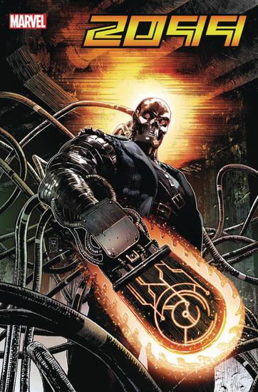 Marvel Comics Ghost Rider 2099 #1 Comic Book