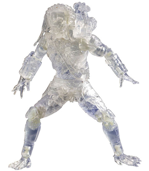 Jungle Predator Exclusive Action Figure [Cloaked Version] (Pre-Order ships October)