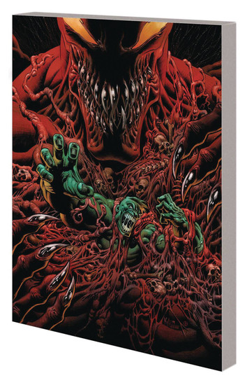 Marvel Comics Absolute Carnage Immortal Hulk & Other Tales Trade Paperback Comic Book