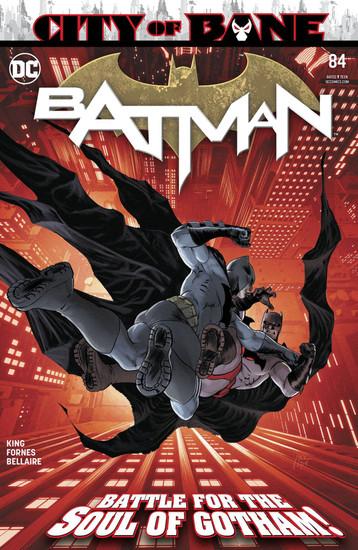 DC Batman #84 Comic Book