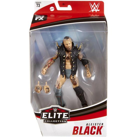 WWE Wrestling Elite Collection Series 73 Aleister Black Action Figure