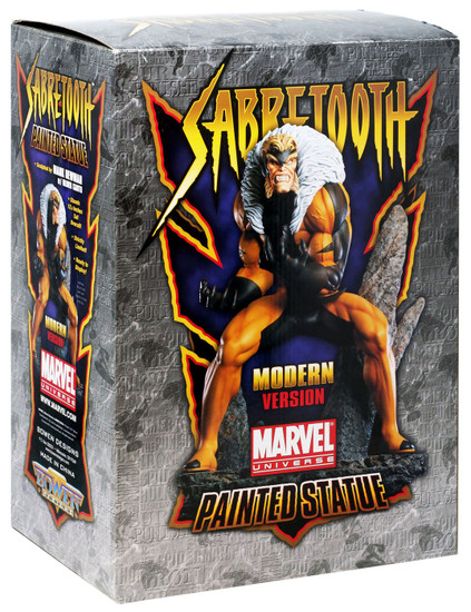 Marvel X-Men Sabretooth 12.5-Inch Statue [Modern Version]