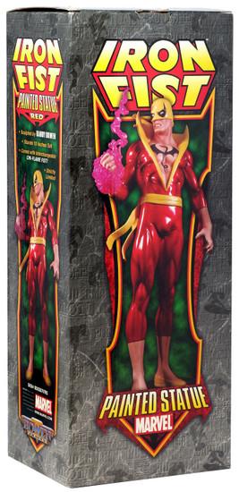 Marvel Iron Fist 15-Inch Statue [Red Version]