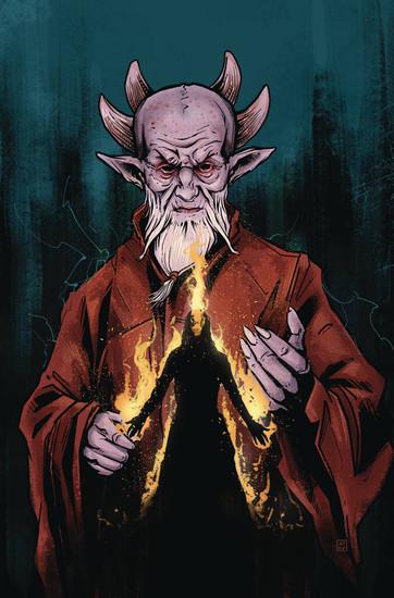 Boom Studios Angel #6 Comic Book [Scott Buoncristiano Cover C]