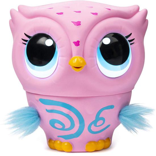 Owleez Electronic Pet [Pink]