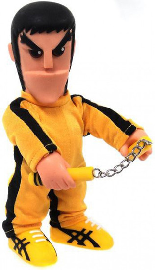 Bruce Lee Vinyl Figure [Game of Death]