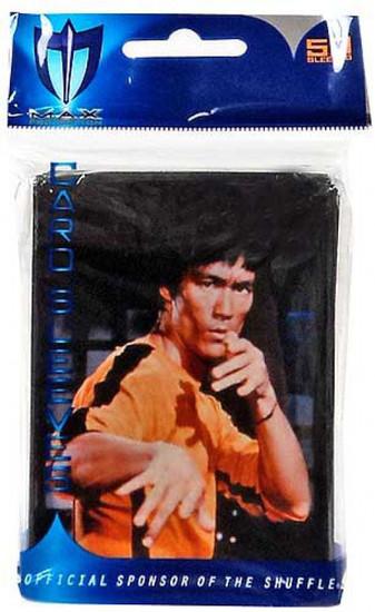 Card Supplies Bruce Lee Standard Card Sleeves [50 Count]