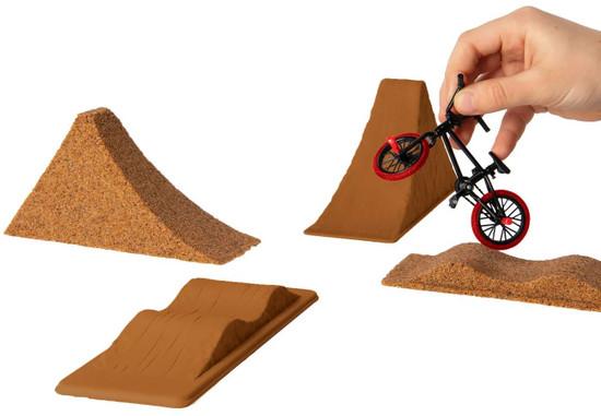 Tech Deck Bmx Bmx Dirt Jump Exclusive Set Spin Master Toywiz