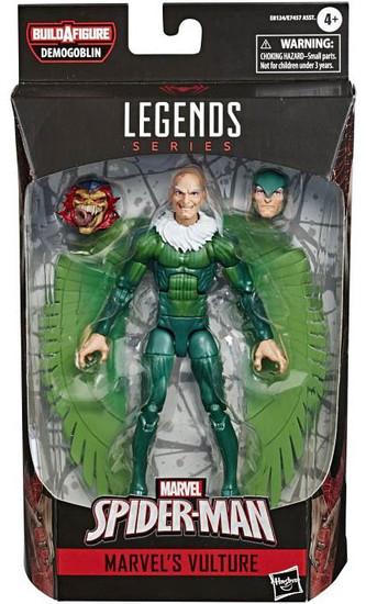 Marvel Legends Demogoblin Series Vulture Action Figure