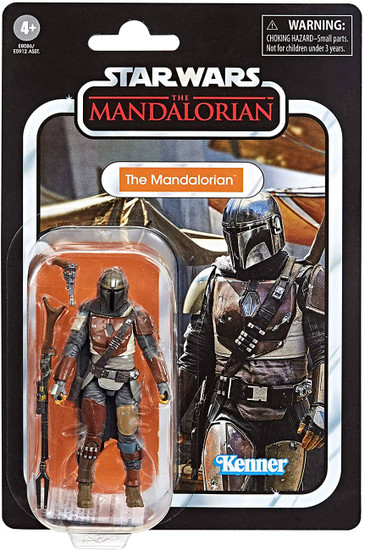 Star Wars Vintage Collection The Mandalorian Action Figure