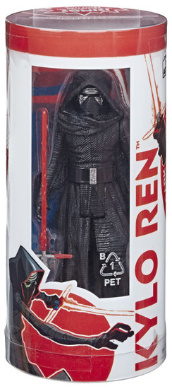 Star Wars Galaxy of Adventures Story in a Box Kylo Ren Action Figure & Comic