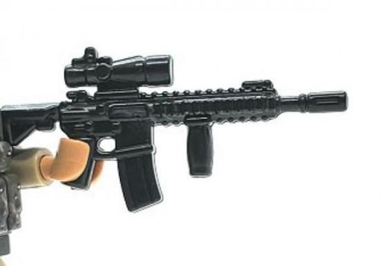 BrickArms M27-IAR Tactical Infantry Automatic Rifle [Black]