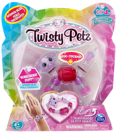 Twisty Petz Series 4 Bubbleberry Puppy Bracelet