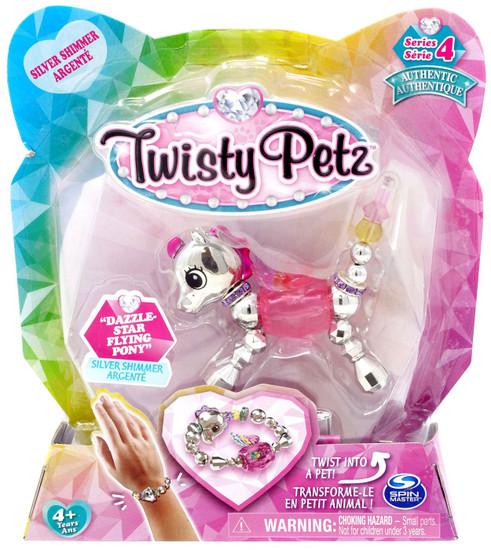 Twisty Petz Series 4 Dazzle-Star Flying Pony Bracelet