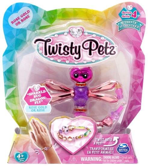 Twisty Petz Series 4 Sparkle-Bug Dragon-Fly Bracelet