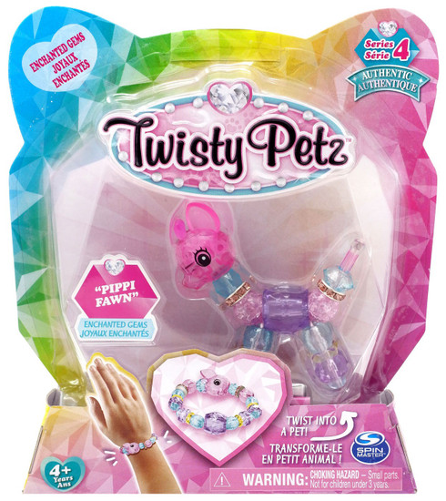 Twisty Petz Series 4 Pippi Fawn Bracelet