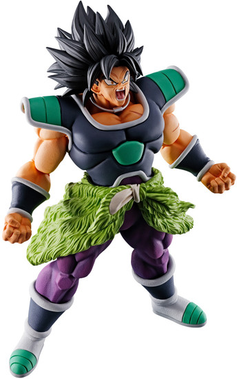 Dragon Ball Ichiban Broly 10-Inch Collectible PVC Figure [History of Rivals]
