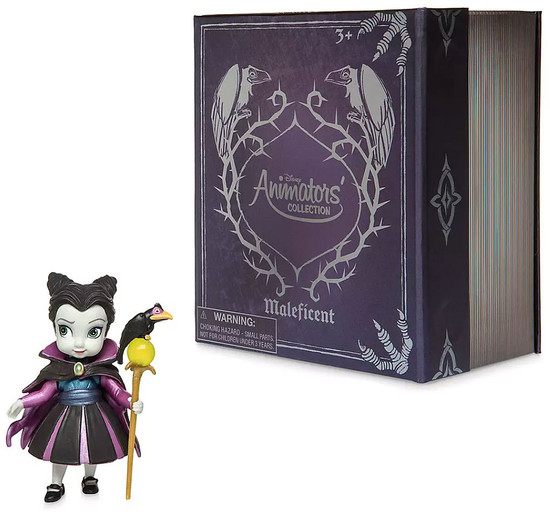 Disney Princess Sleeping Beauty Animators' Collection Maleficent Exclusive 3-Inch Vinyl Figure