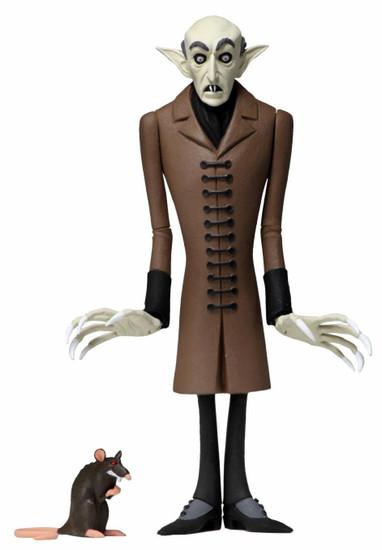 NECA Horror Toony Terrors Series 3 Nosferatu Action Figure