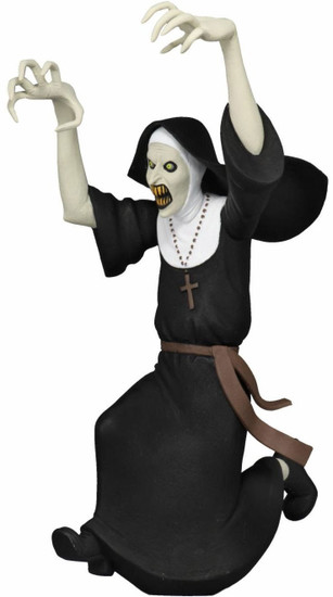 NECA The Conjuring Toony Terrors Series 3 The Nun Action Figure [Regular Version]
