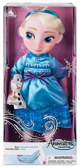 Disney Frozen Frozen 2 Animators' Collection Elsa Exclusive 16-Inch Doll [2019]