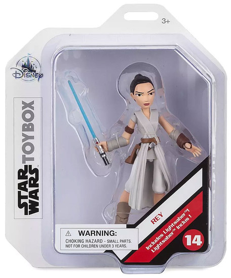 Disney Star Wars The Rise of Skywalker Toybox Rey Exclusive Action Figure [The Rise of Skywalker]