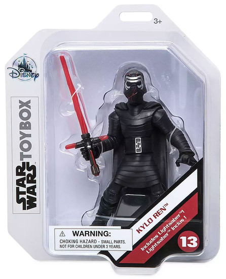 Disney Star Wars The Rise of Skywalker Toybox Kylo Ren Exclusive Action Figure [The Rise of Skywalker]