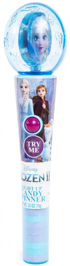 Disney Frozen Frozen 2 Elsa & Olaf Light Up Candy Spinner