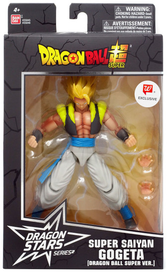 Dragon Ball Super Dragon Stars Super Saiyan Gogeta Exclusive Action Figure [Dragon Ball Super Ver.]